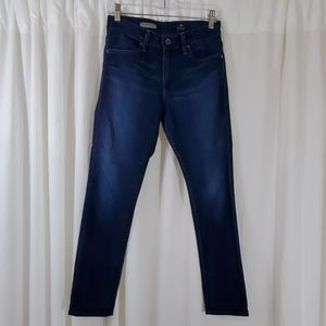 ADRIANO GOLDSCHMIED High Rise Skinny Jeans